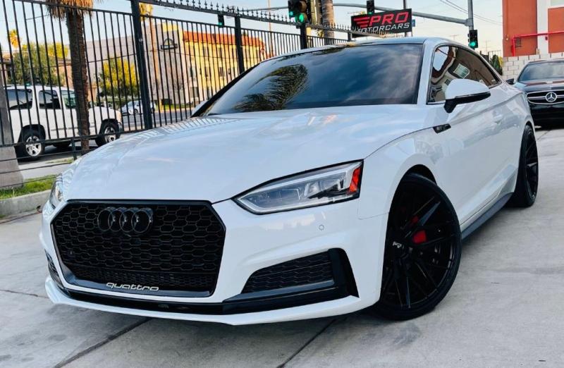 AUDI A5 2018 price $29,995