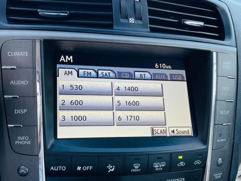 LEXUS IS 2010 price $16,995