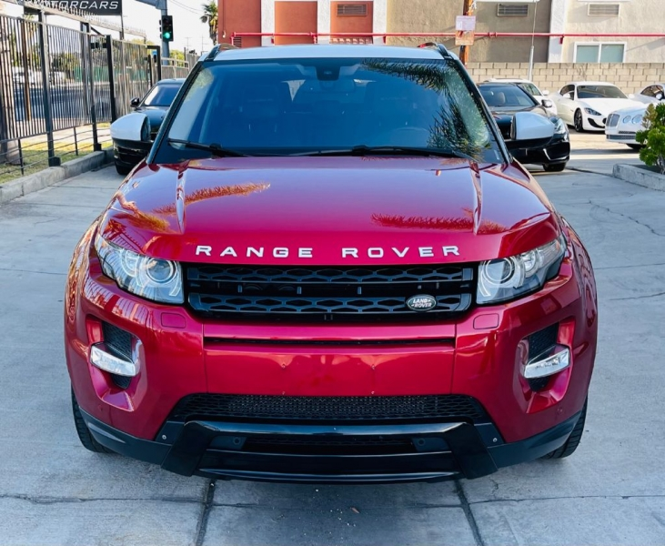 LAND ROVER RANGE ROVER EVO 2015 price $26,495