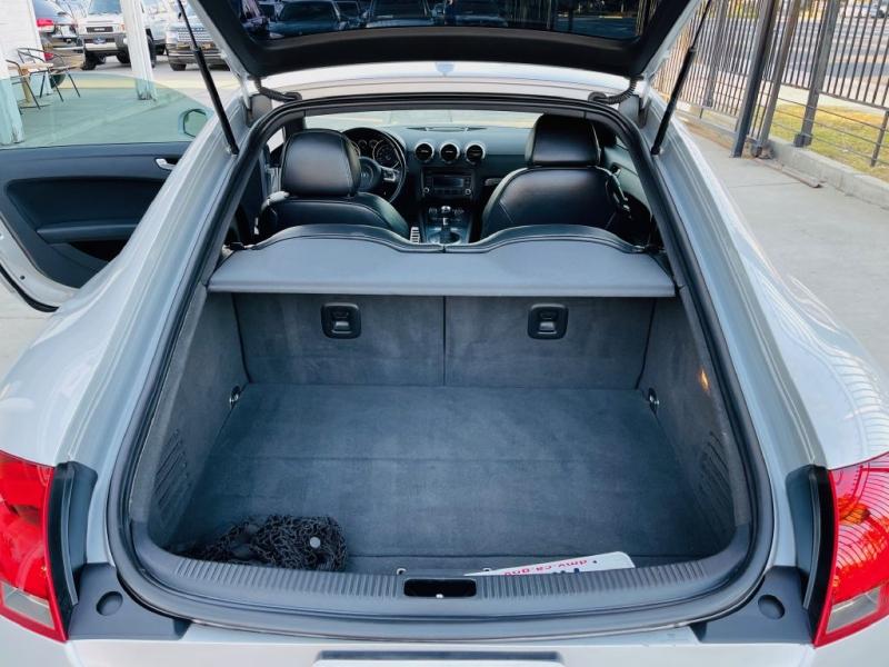 AUDI TT 2009 price $13,995