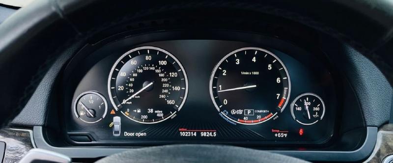 BMW 740 2013 price $21,995