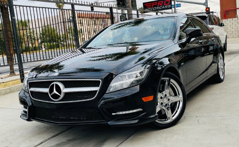 MERCEDES-BENZ CLS 2012 price $25,995