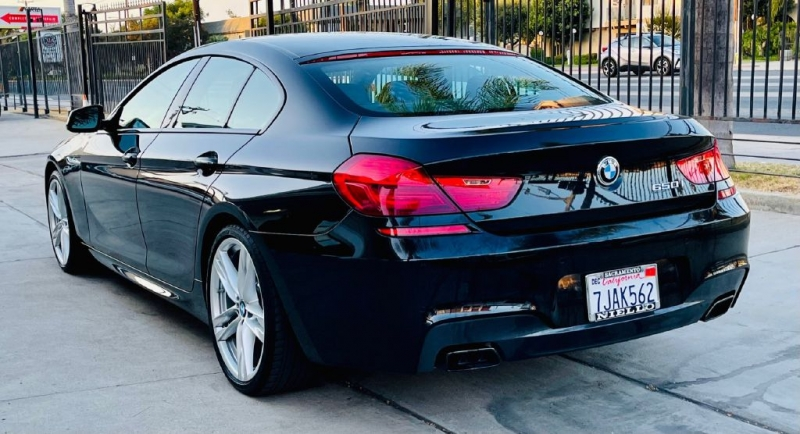 BMW 650 2015 price $38,995
