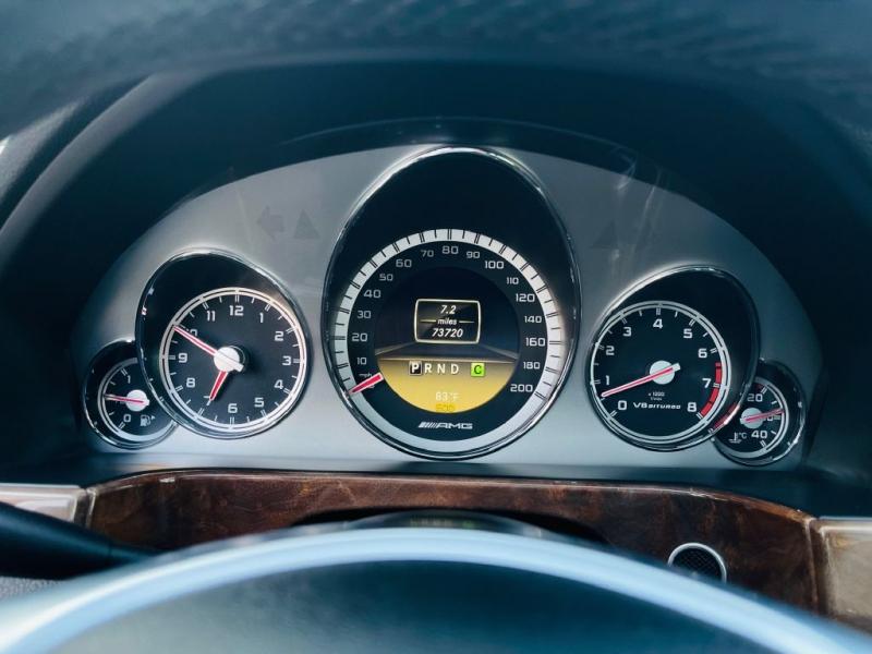 MERCEDES-BENZ E-CLASS 2012 price $36,995