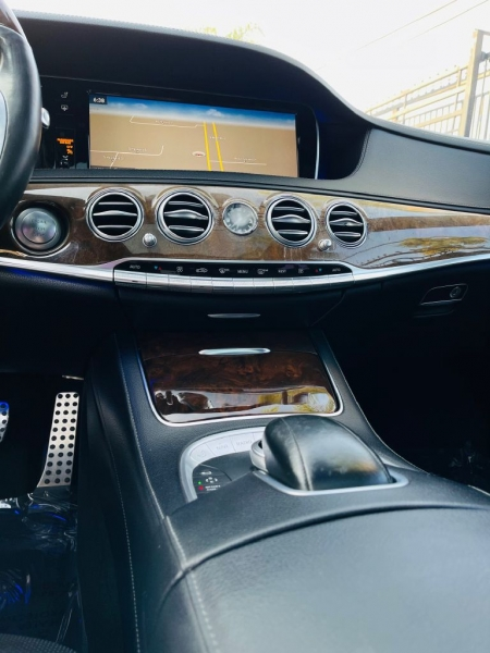 MERCEDES-BENZ S-CLASS 2014 price $38,495