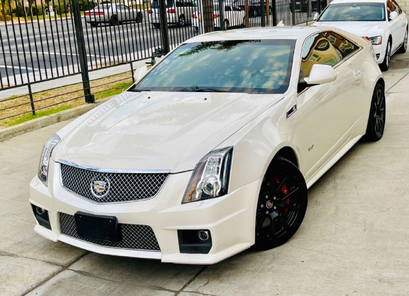 CADILLAC CTS-V 2014 price $39,750
