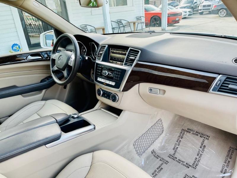 MERCEDES-BENZ ML 2015 price $21,495