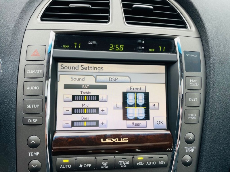 LEXUS ES 2011 price $17,995