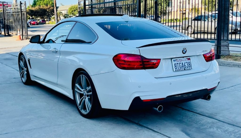 BMW 435 2014 price $20,995