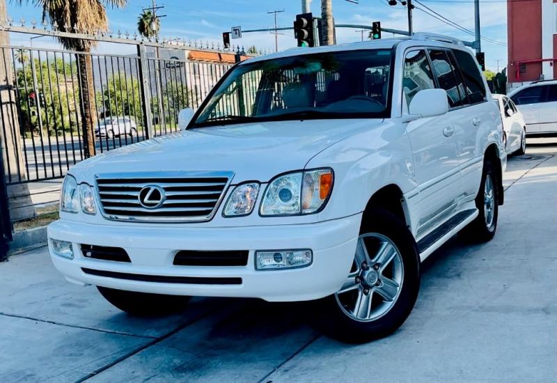 LEXUS LX 2006 price $31,750