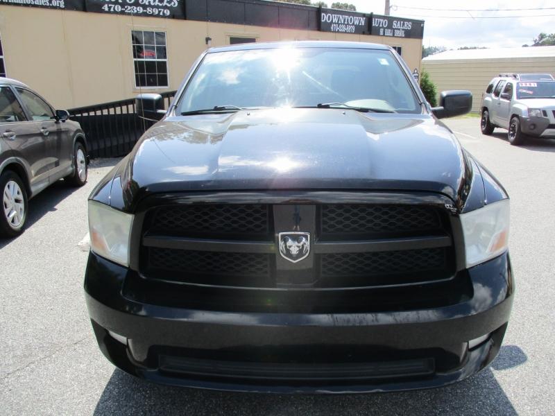 DODGE RAM 1500 2012 price $13,743