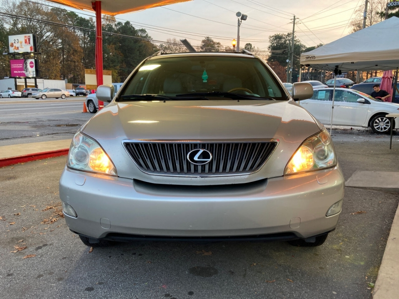 Lexus RX 350 2007 price Call for Pricing.