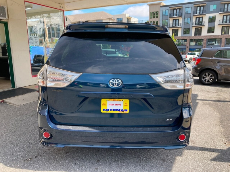 Toyota Sienna 2012 price Call for Pricing.