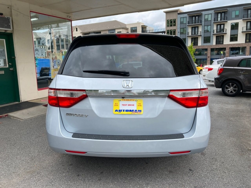 Honda Odyssey 2011 price Call for Pricing.