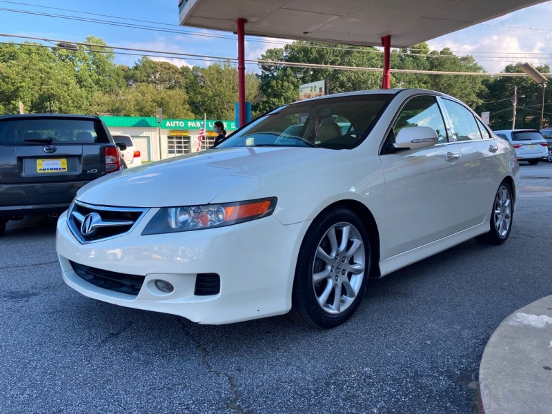 Acura TSX 2007 price Call for Pricing.
