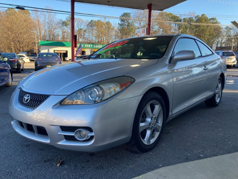 Toyota Camry Solara 2007 price Call for Pricing.