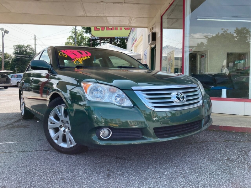 Toyota Avalon 2008 price Call for Pricing.