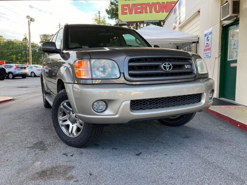 Toyota Sequoia 2004 price Call for Pricing.