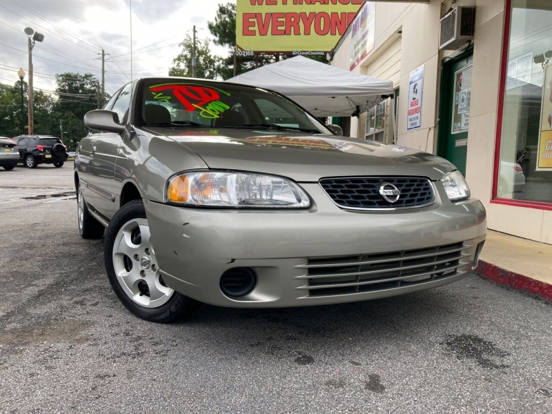 Nissan Sentra 2003 price Call for Pricing.