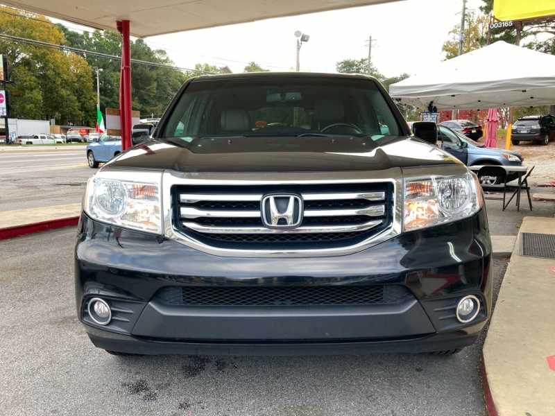 Honda Pilot 2012 price Call for Pricing.
