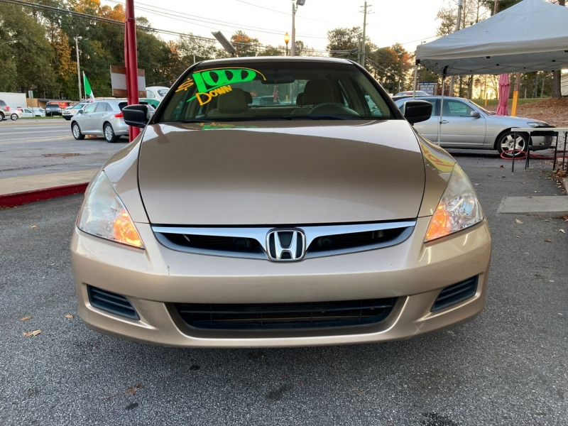 Honda Accord 2007 price Call for Pricing.