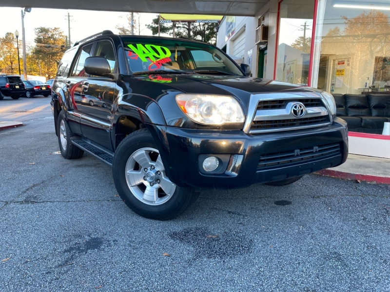Toyota 4Runner 2008 price Call for Pricing.