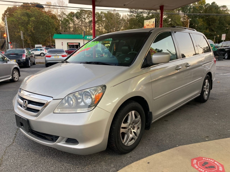 Honda Odyssey 2005 price Call for Pricing.
