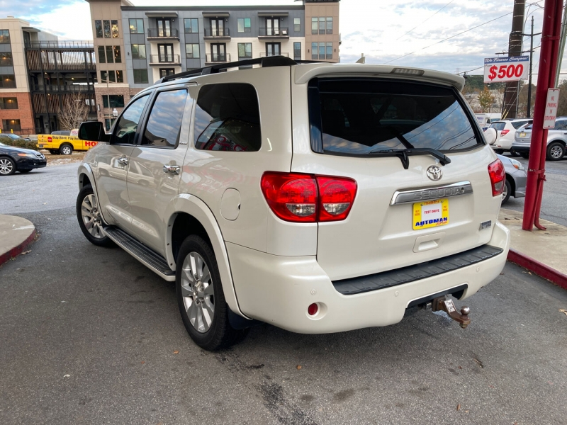 Toyota Sequoia 2011 price Call for Pricing.