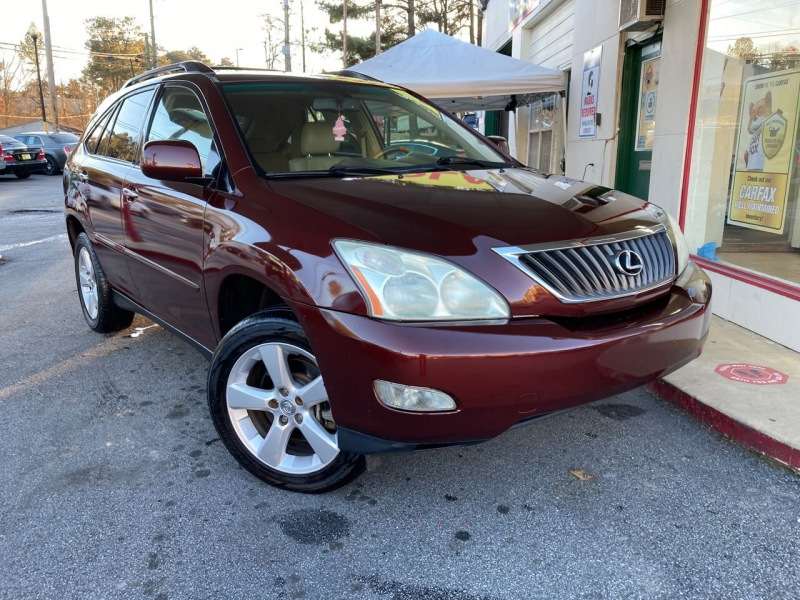 Lexus RX 350 2008 price Call for Pricing.