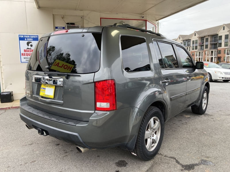 Honda Pilot 2009 price Call for Pricing.