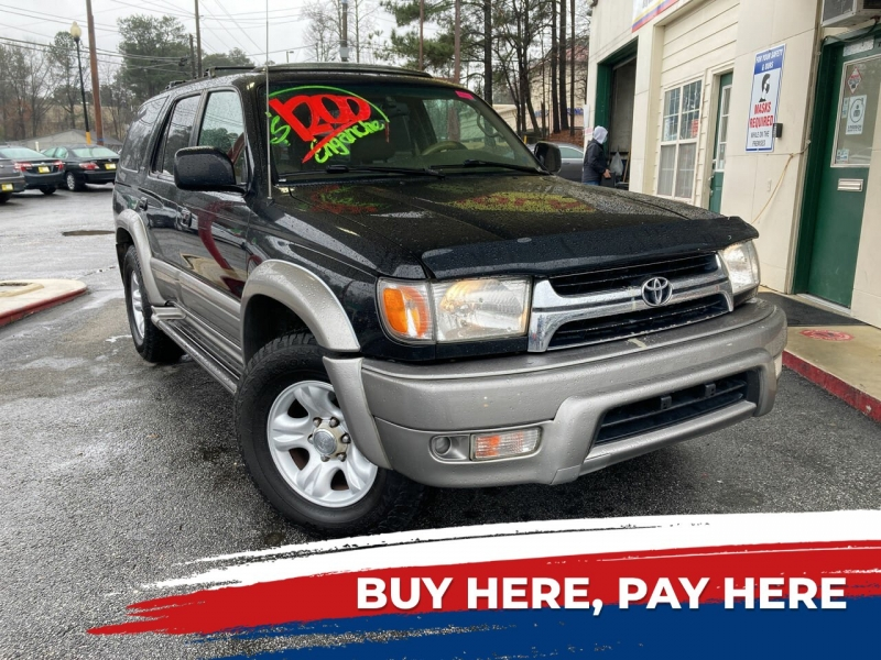 Toyota 4Runner 2002 price Call for Pricing.