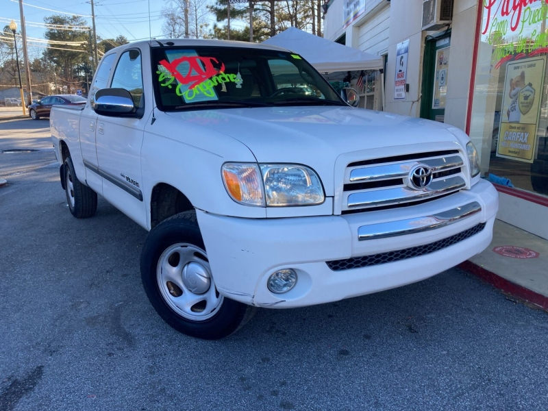 Toyota Tundra 2006 price Call for Pricing.