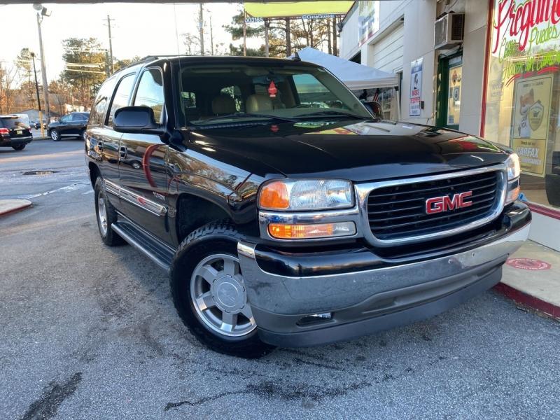 GMC Yukon 2006 price $4