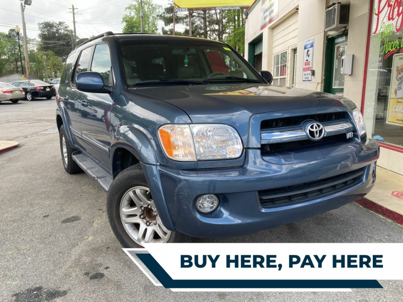 Toyota Sequoia 2006 price Call for Pricing.