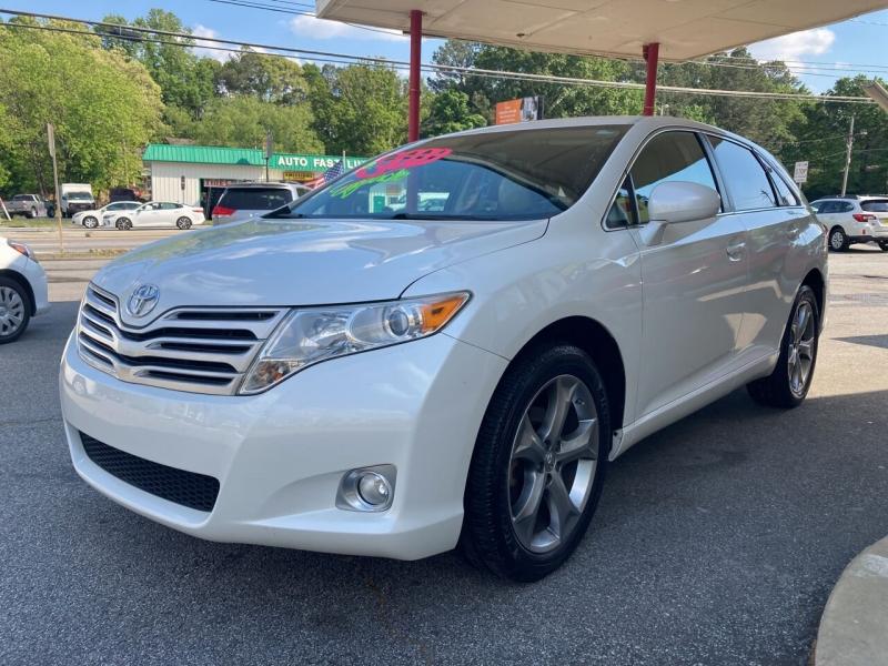 Toyota Venza 2012 price $1