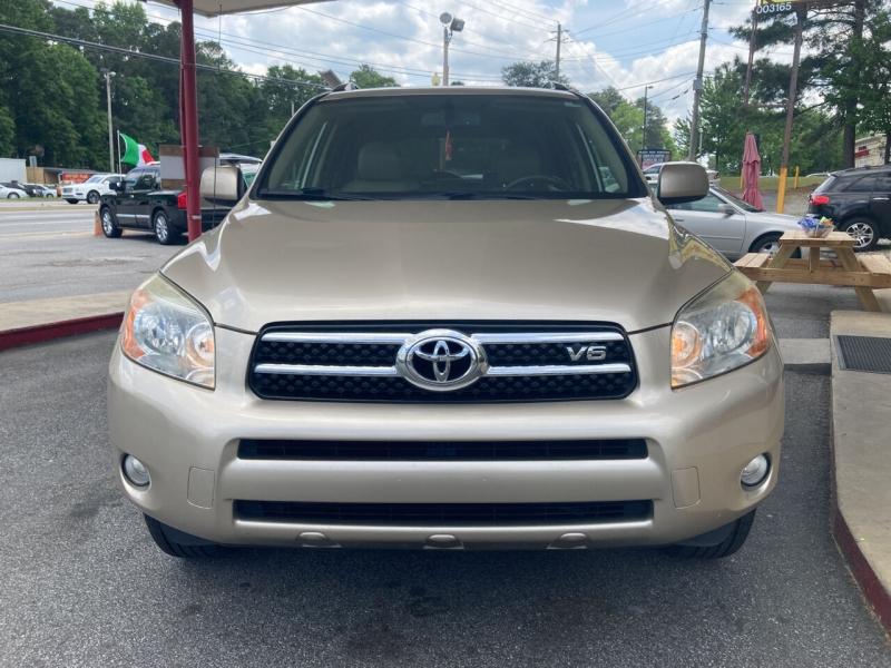 Toyota RAV4 2008 price $1