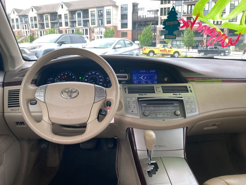Toyota Avalon 2010 price Call for Pricing.