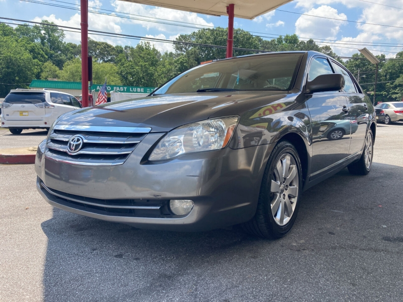 Toyota Avalon 2007 price Call for Pricing.