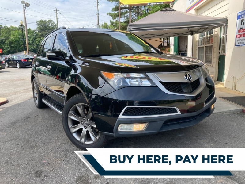 Acura MDX 2010 price Call for Pricing.