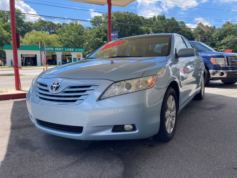 Toyota Camry 2007 price Call for Pricing.