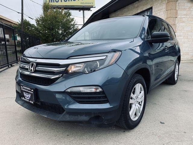 Honda Pilot 2018 price $20,990