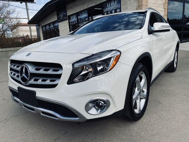Mercedes-Benz GLA 2018 price $25,990