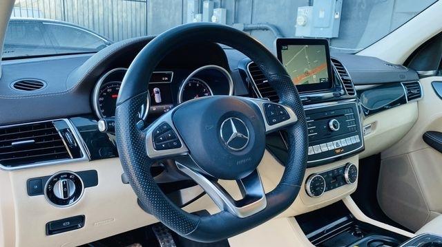 Mercedes-Benz Mercedes-AMG GLE 2017 price $36,790