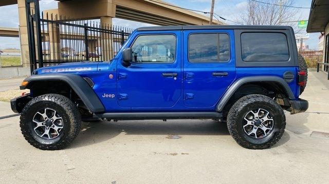 Jeep Wrangler Unlimited 2018 price $44,990