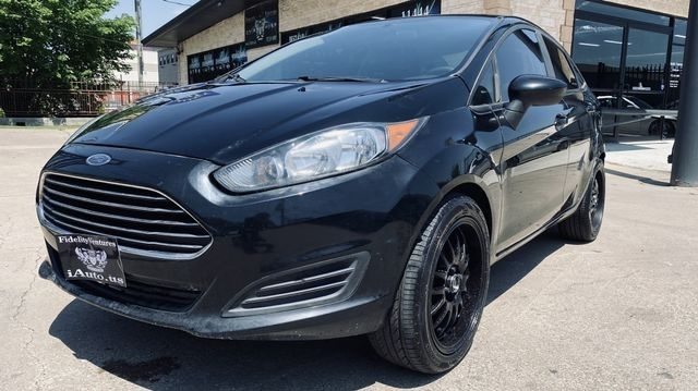 Ford Fiesta 2017 price $7,990