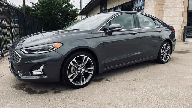 Ford Fusion 2020 price $21,490