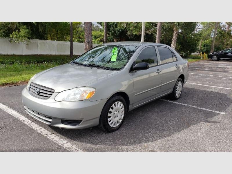 Toyota COROLLA 2003 price $2,990 Cash