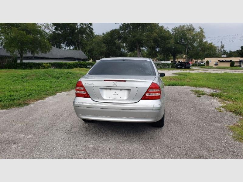 Mercedes-Benz C-CLASS 2001 price $3,250 Cash