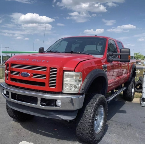 FORD F250 2008 price $24,999