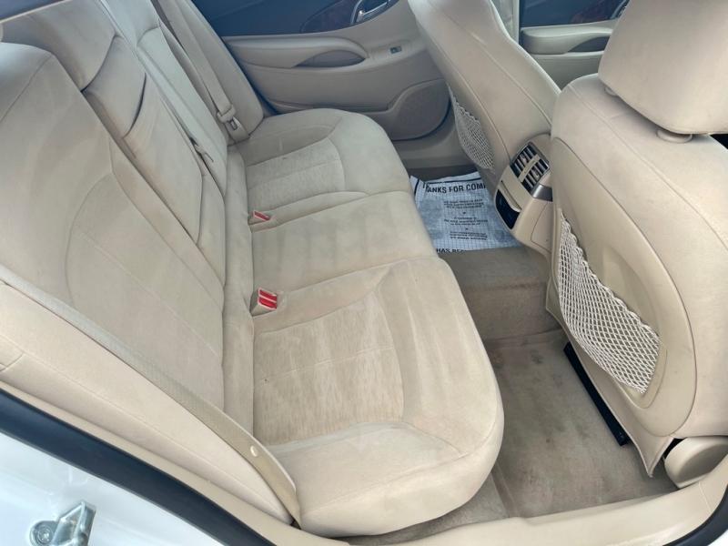 BUICK LACROSSE 2012 price $6,000